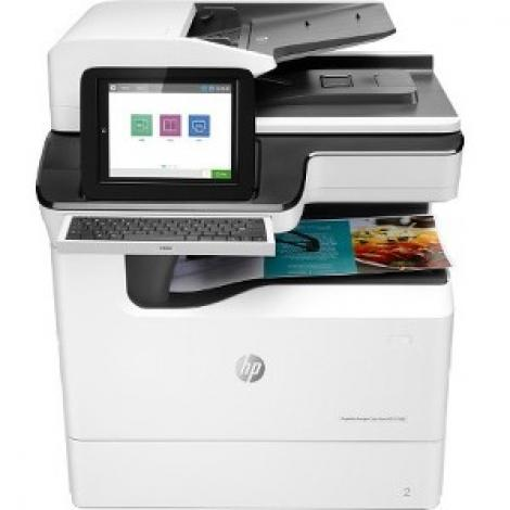 PageWide Managed Color Flow MFP E77660z