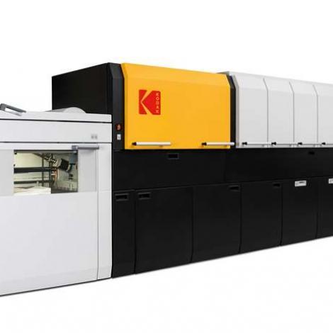 Kodak NEXFINITY Digital Press