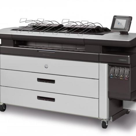 HP PageWide XL 4600 Printer series