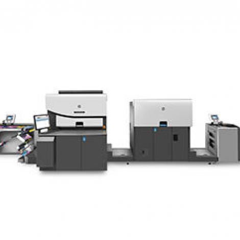 HP Indigo 6900 Digital Press
