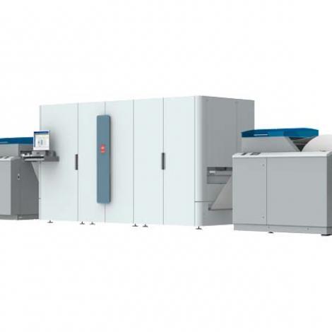 Canon Océ ColorStream 6000 Series Inkjet Printers