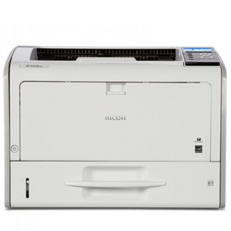 Ricoh SP 6430DN Black and White Printer